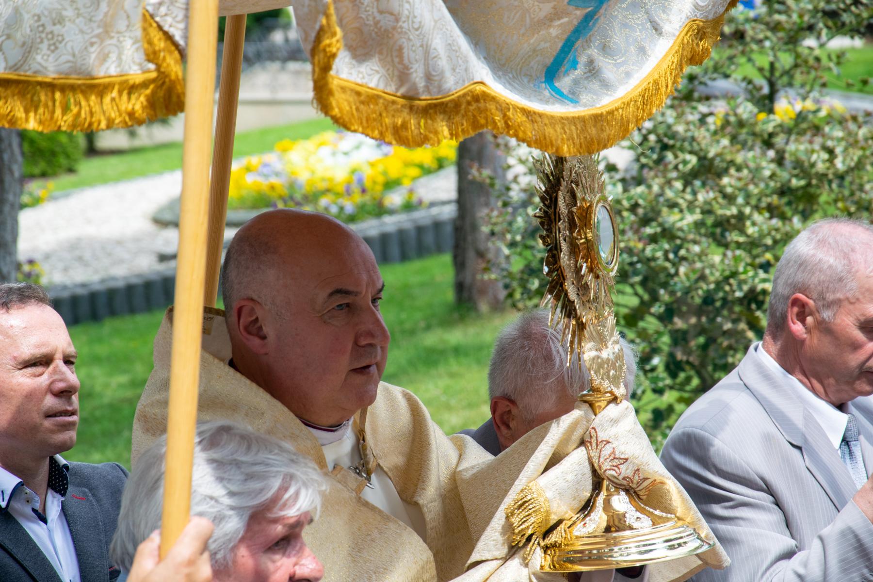 3 czerwca 2021. Uroczystość Najświętszego Ciała i Krwi Chrystusa